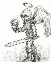 Holy Calibur by shadow25