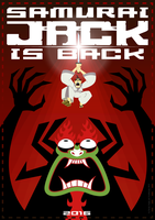 Samurai Jack is Back! by LONGER-TOM