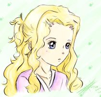Honey and Clover: Hagumi by daniparra