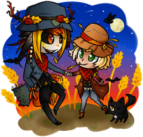 Scarecrows by Twipzz