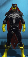 NightHawk (DC Universe Online) by Macgyver75