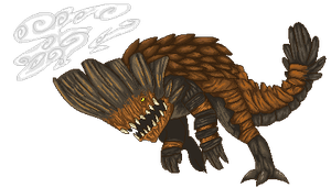Pixel Barroth by Vetisx