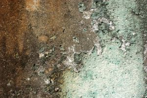 Peeling Paint on Dirty Wall by GrungeTextures