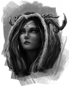 Sketch for personal project by DalaronOfDorothill