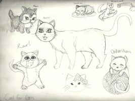 Cool For Cats by NintendoLover13