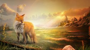 Fox of Sherwood by nova63