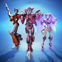 Prime's Angels ( COMMISSION ) by JPL-Animation