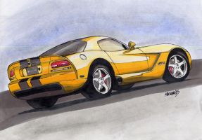 Dodge Viper SRT 10 by MaoUndo
