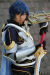 Great Lord Chrom Signature Pose  by RA1S0R