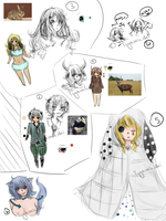 Join.me Sketch Dump by Togamicchi