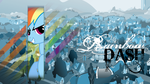 Rainbow Dash Wallpaper by Chadbeats