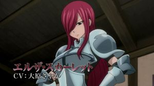 Erza Scarlet by ng9