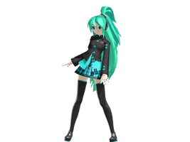 DT Early Alternative Miku Download by blacklotus1234