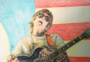Christofer Drew by deliriouspurple