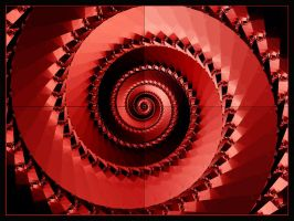 Blood Spiral. by quickdraw