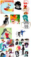 Homestuck Everywhere by Yobot
