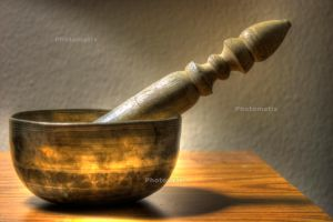 Singing bowl by smartrifle