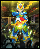 Commission: Blade by ultimatemaverickx