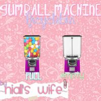 Gumball Machine Reciblebin (xwidget skin) by NiallsWife