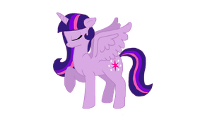 Princess Twilight Sparkle by PeppermintHeart