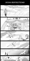 Monster Hunter Comic - Room Restrictions by macawnivore