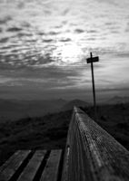 bench on the top by jojo0078