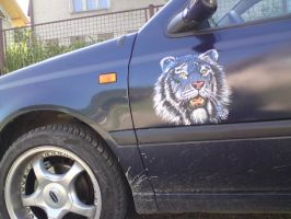 my car painting by SusHi182