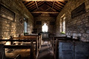 St Marys HDR Interior by GaryTaffinder
