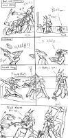 BFS, Ironhill comic 1 by Snowfyre