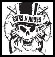 Guns N' Roses by Smeogan