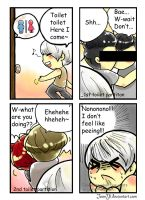 Daesung's Toilet Time by JoonYi