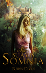 Book cover - Suavis Somnia by Reina Decus by CathleenTarawhiti