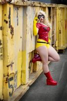 Jesse Quick by Its-Raining-Neon