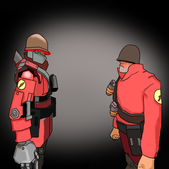 Soldiers by Retsy