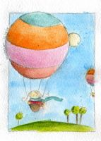 .balloons by immacola