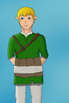 Link-based character [update] by HugoLynch