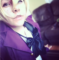 Alois Trancy by CarelessCosplay