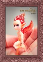FIRA 7cm MICRO FAIRY by DreamHighStudio