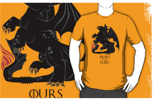 Ours is the (night) fury - for sale! by DragonDodo