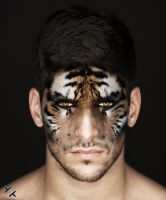 Tiger Auge by LexxLife