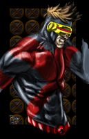 Cyclops by LucGrigg