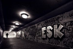 here comes ESK by arbebuk