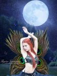 Moonlight Fairy Dance by RogerioGuimaraes