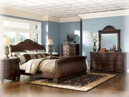North Shore Master Bedroom Set by theclassyhomefurnitu