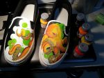 Octopus shoes. by nhagar