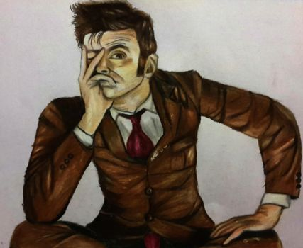 Doctor What? - Doctor Who traditional. by Laurenthebumblebee