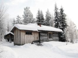 old cottage by maaritko