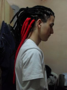 new dreads by Ducavernoso