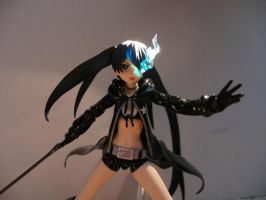 figma - Black Rock Shooter by TheLOL
