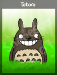 Totoro by Snapester